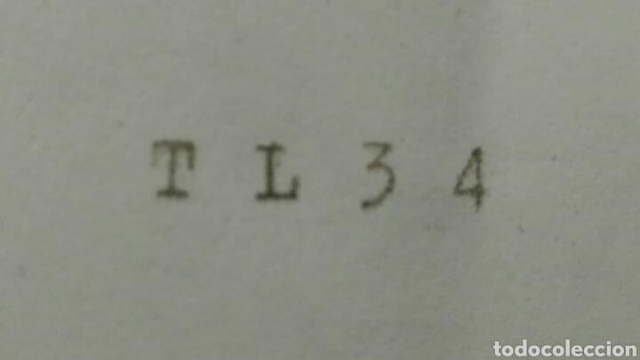 Antigüedades: Maquina de escribir ADLER - Antigua - Buen Estado - SOLO RECOGIDA EN MADRID, NO SE ENVIA - Foto 4 - 95705399
