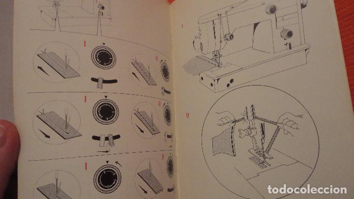 Antiguo Manual De Instrucciones Maquina De Cose Comprar Máquinas De Coser Antiguas Complementos En Todocoleccion 203345506