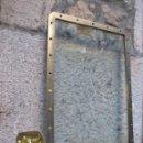 Antigüedades: ANTIGUA VENTANA DE BARCO HACIA 1930 - 58X41CM - 20MM GRUESO MARCO 8.5KG + INFO. Lote 100332159