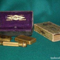 Antigüedades: GILLETTE - MAQUINILLA AFEITAR. Lote 100406739