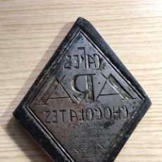 Antigüedades: CHOCOLATES ARA. Lote 100429567