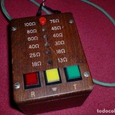 Teléfonos: APARATO DE MEDIDA LÍNEAS TELEFÓNICAS. Lote 100473655