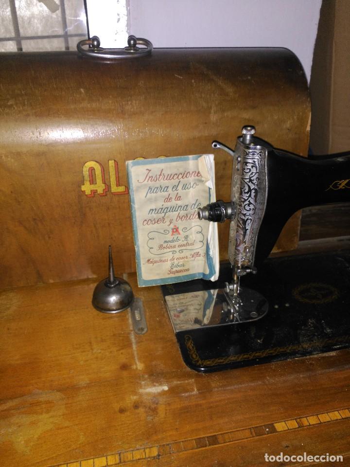 Antigüedades: Máquina de coser - Foto 2 - 100516787