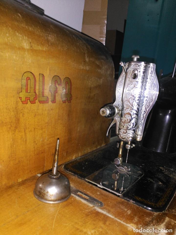 Antigüedades: Máquina de coser - Foto 3 - 100516787