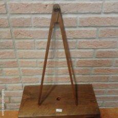 Antigüedades: ANTIGUO COMPAS DE CARPINTERO. Lote 100533867