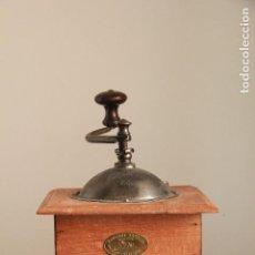 Antigüedades: GRAN MOLINILLO DE CAFE PEUGEOT. MODELO R TALLA 5. 1910-1936. Lote 100536535