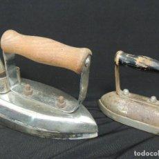 Antigüedades: LOTE DOS PLANCHAS . Lote 100617259
