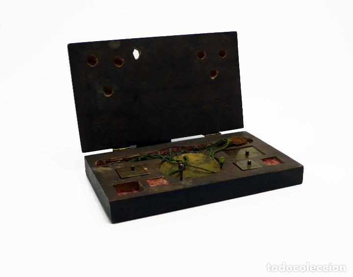 ANTIGUA BALANZA EN HIERRO FORJADO SIGLO S.XVIII- XIX (Antigüedades - Técnicas - Medidas de Peso - Balanzas Antiguas)