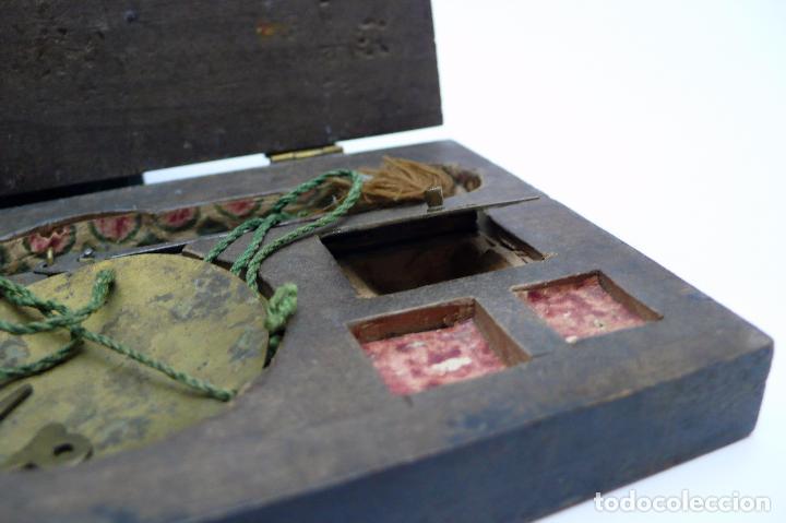 Antigüedades: ANTIGUA BALANZA EN HIERRO forjado SIGLO S.XVIII- XIX - Foto 7 - 46001234