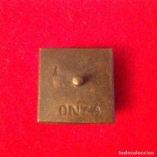 Antigüedades: UNA PESA DE UNA ONZA, PONDERAL MONETARIO. VER FOTO.. Lote 101009275