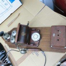 Teléfonos: ANTIGUO TELEFONO DE PRINCIPIO DE SIGLO . Lote 101028379