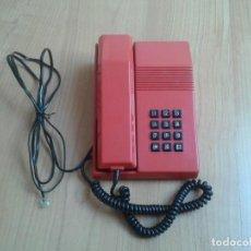Teléfonos: TELÉFONO ROJO Y NEGRO -- AMPER -- MADE IN SPAIN -- PERFECTO ESTADO -- FUNCIONANDO -- VER FOTOS. Lote 101084519