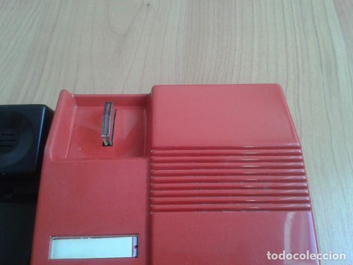 Teléfonos: Teléfono Rojo y negro -- Amper -- Made in Spain -- Perfecto estado -- Funcionando -- ver fotos - Foto 5 - 101084519