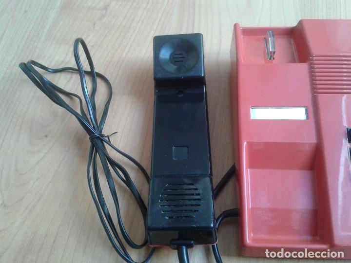 Teléfonos: Teléfono Rojo y negro -- Amper -- Made in Spain -- Perfecto estado -- Funcionando -- ver fotos - Foto 6 - 101084519