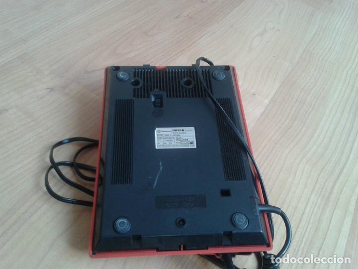 Teléfonos: Teléfono Rojo y negro -- Amper -- Made in Spain -- Perfecto estado -- Funcionando -- ver fotos - Foto 10 - 101084519