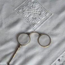 Antigüedades: ANTIGUOS IMPERTINENTES O ANTEOJOS, SIGLO XIX. Lote 101103635