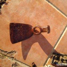 Antiquitäten - Antigua azuela de carpintero, tonelero,... - 101142007