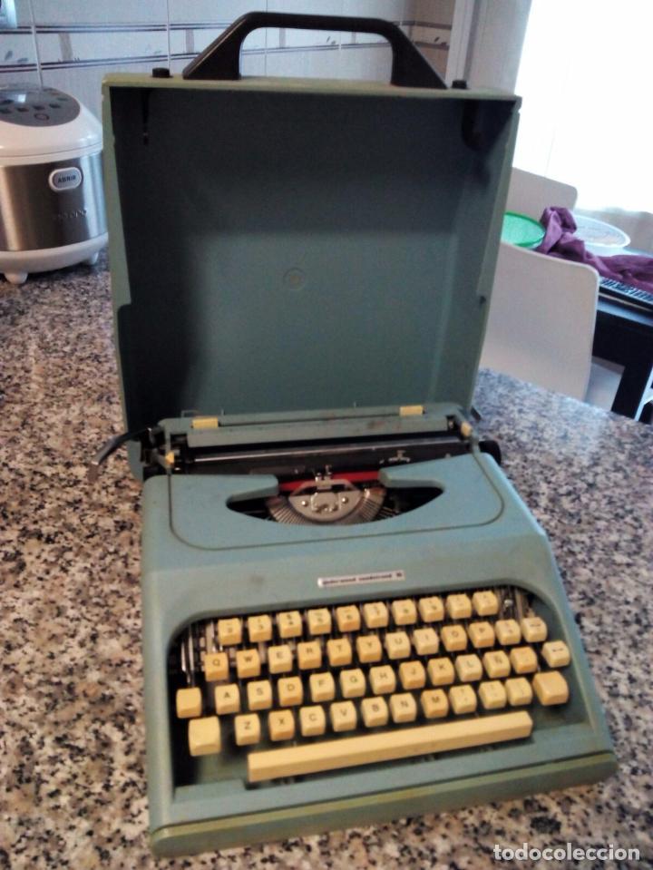 Antigüedades: Maquina escribir olivetti - Foto 2 - 101188491