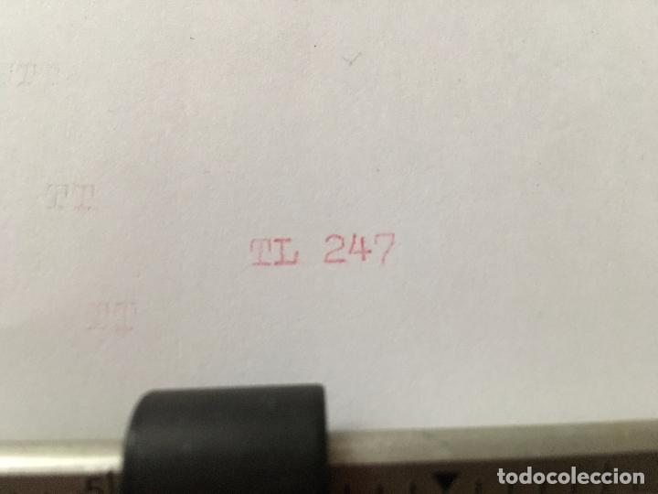Antigüedades: maquina escribir olympia - Foto 9 - 58550388