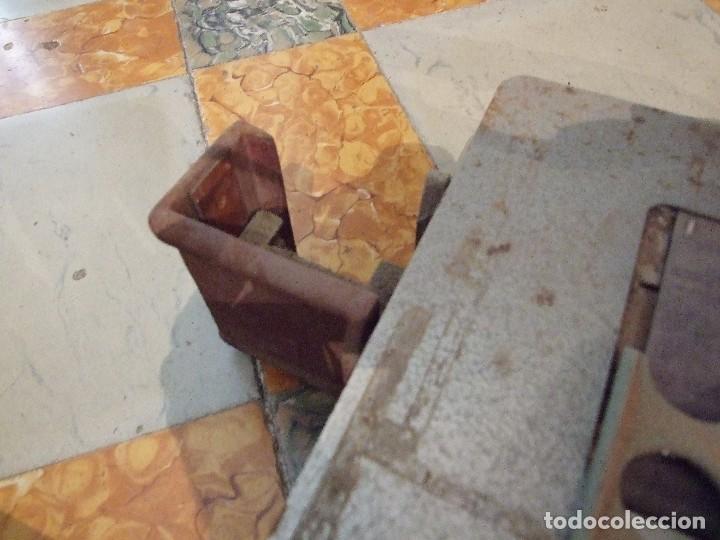 Antigüedades: IMPRENTA MANUAL MARCA CITOGRAF - FABRICACION SUECIA - COMPLETA Y EN BUEN ESTADO - Foto 6 - 101406615