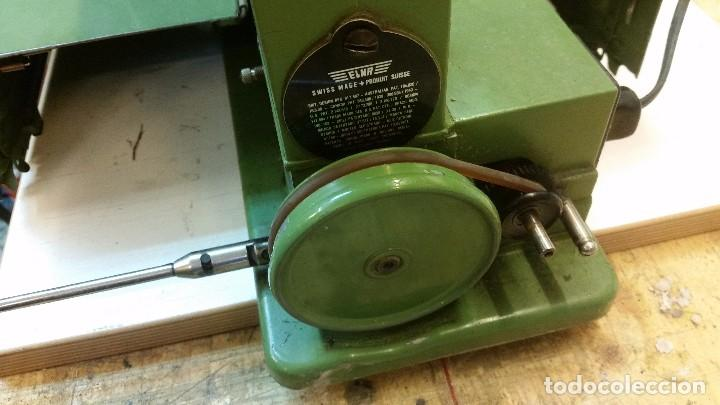 Antigüedades: Máquina coser ELNA - Foto 5 - 101468263