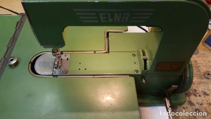 Antigüedades: Máquina coser ELNA - Foto 7 - 101468263