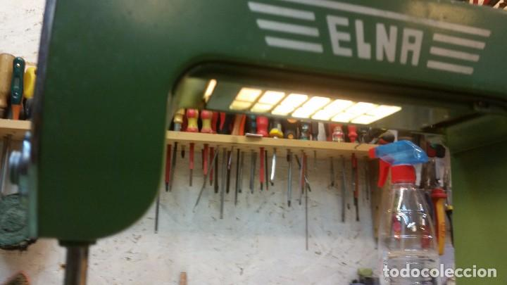 Antigüedades: Máquina coser ELNA - Foto 8 - 101468263