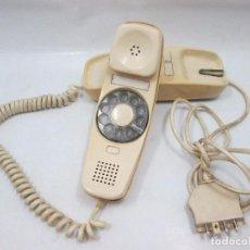 Teléfonos: A-437 / ANTIGUO TELEFONO VINTAGE - GÓNDOLA BLANCO - FUNCIONANDO. Lote 101468567