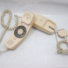 Teléfonos: A-438 / ANTIGUO TELEFONO VINTAGE - GÓNDOLA BLANCO - FUNCIONANDO. Lote 101469299