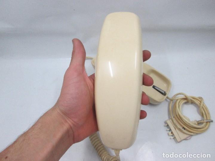 Teléfonos: A-439 / ANTIGUO TELEFONO VINTAGE - GÓNDOLA BLANCO - FUNCIONANDO - Foto 3 - 101469607