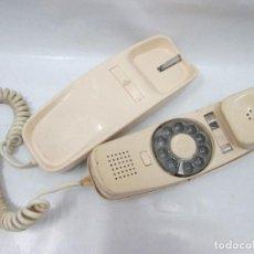Teléfonos: A-443/ ANTIGUO TELEFONO VINTAGE - GÓNDOLA BLANCO - NO SE SI FUNCIONA - RARO!. Lote 101483495