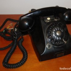 Teléfonos: ANTIGUO TELEFONO TELEGRAFVERKETS VERKSTAD NYNASHAMN. Lote 101502419