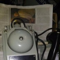 Teléfonos: TELEFONO ERICSSON ANTIGUO DE BARCO - HIERRO - - BUEN ESTADO. Lote 101604771