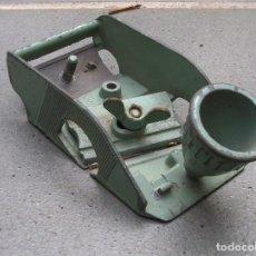 Antiquitäten - pequeño cepillo multiuso david, para modelismo, fabricado en holanda (9x5x3cm aprox) incompleto - 101710483