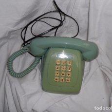 Teléfonos: ANTIGUO TELEFONO HERALDO VERDE AÑOS 70DE TELEFONICA. Lote 101746199