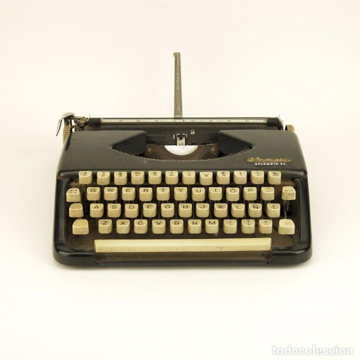 OLYMPIA SPLENDID 33 (Antigüedades - Técnicas - Máquinas de Escribir Antiguas - Olympia)