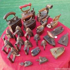 Antigüedades: COLECCIÓN 23 PLANCHAS VARIAS. Lote 102118131