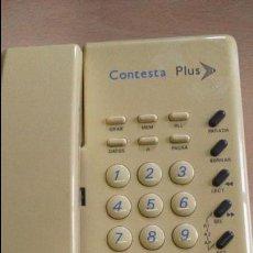 Teléfonos: TELÉFONO CONTESTA PLUS DE TELYCO.. Lote 102187847
