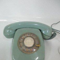 Teléfonos: TELÉFONO DE SOBREMESA - VERDE CLARO - COMPAÑÍA TELEFÓNICA NACIONAL DE ESPAÑA - CITESA, MALAGA. Lote 115150200