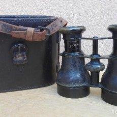 Antigüedades: PRISMÁTICOS BINOCULARES MILITARES MARCA HYDRAVION POSIBLEMENTE PRIMARA GUERRA MUNDIAL. Lote 102842039