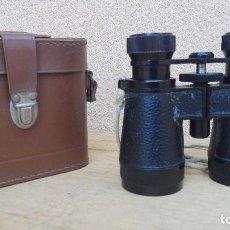 Antigüedades: PRISMÁTICOS MARCA STANDAR I CON FUNDA. Lote 102842103