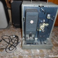 Antigüedades: KODAK SOUND 8 PROJECTOR MODEL. Lote 102904847