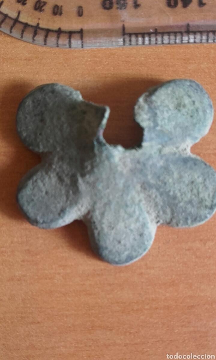 Antigüedades: MON 1168 HEBILLA ROMANA O MEDIEVAL PRECIOSA HEBILLA ÉPOCA ROMANA O MEDIEVAL - Foto 2 - 102917471