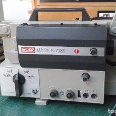 Antigüedades: PROYECTOR DE CINE EUMIG SONORO MODELO S-706 SUPER 8. Lote 103007179