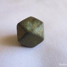 Antigüedades: PONDERAL ISLAMICO POLIGONAL UQIYYAH. Lote 103060923