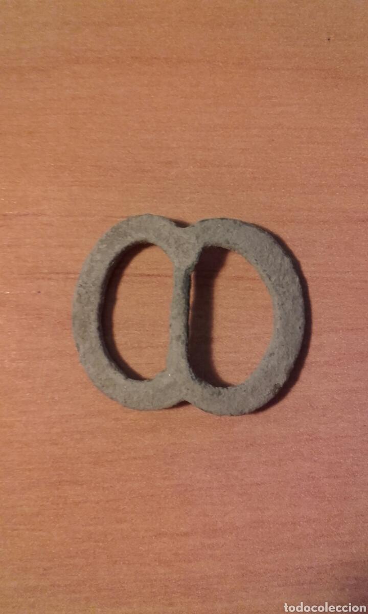 MON 1170 HEBILLA ROMANA O MEDIEVAL PRECIOSA HEBILLA ÉPOCA ROMANA O MEDIEVAL (Antigüedades - Técnicas - Cerrajería y Forja - Forjas Antiguas)