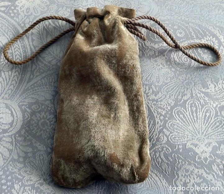 Antigüedades: PRISMÁTICOS BINOCULARES ANTIGUOS DE TEATRO EN NÁCAR CON MANGO - Foto 15 - 103130307