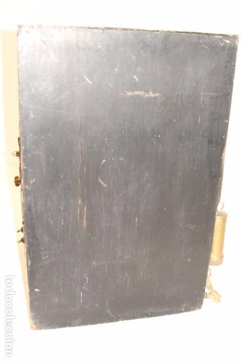 Antigüedades: Maquina de revelado de fotografía en cristal - Principios Siglo XX - Foto 7 - 103389571