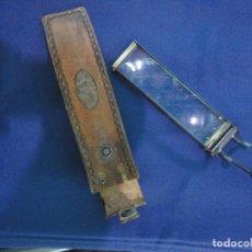 Antigüedades: LUPA PARA LECTURA DE MAPAS. Lote 103404943