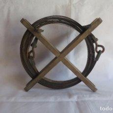 Antigüedades: DECAMETRO DE 10 METROS. Lote 103482907